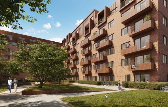 0d1c97003e3c I Valby Maskinfabrik opføres i alt 1.208 boliger. Se mere information om  udlejning mm. på www.valbymaskinfabrik.dk.